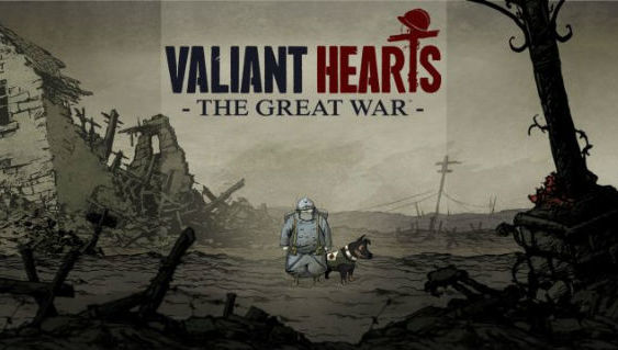 Valiant Hearts: The Great War (рецензия)